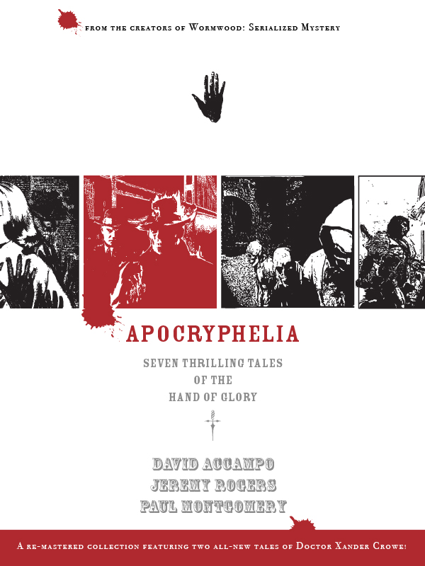 Apocryphelia: Seven Thrilling Tales of the Hand of Glory